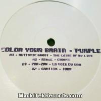 Color Your Brain Purple