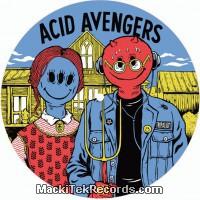 Acid Avengers Records 11
