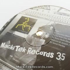 MackiTek Records 35 Trsp LTD