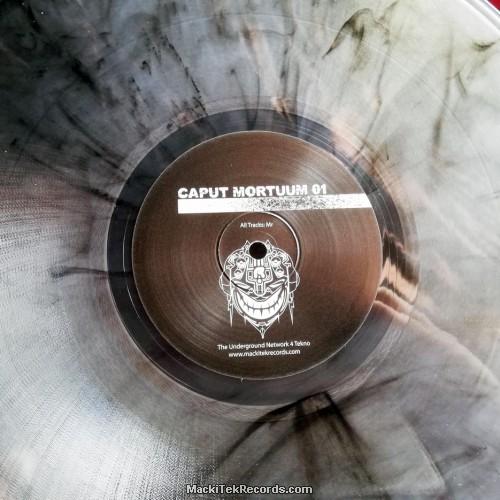 Caput Mortuum 01 Trsp Marbred LTD
