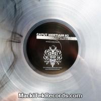 Caput Mortuum 02 Trsp Marbred LTD