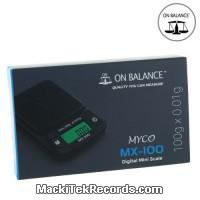 Balance Electro On MX-100 100-0.01GR