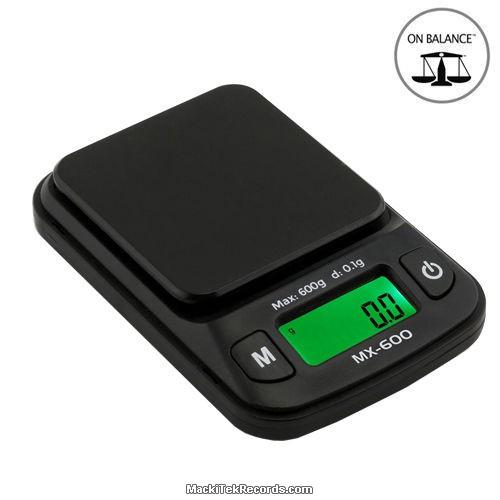 Balance Electro On MX-600 600-0.1GR