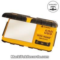 Balance Electro Tuff-100 100-0.01GR Orange