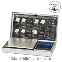 Balance Electro DZT 600-BK 600-0.1GR