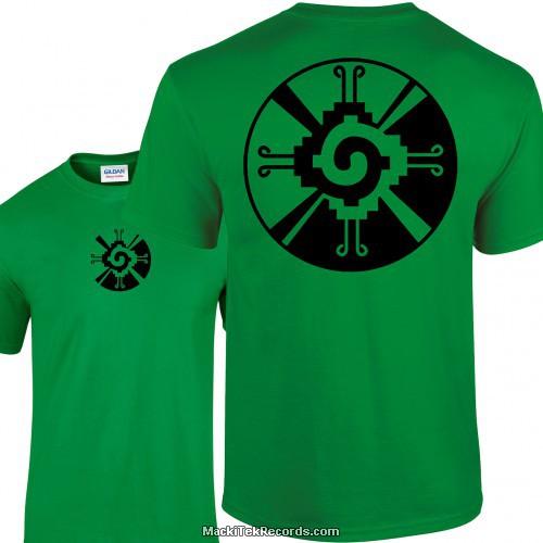 Tshirt Vert Hunab Ku