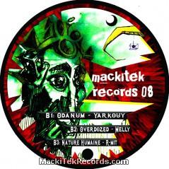 Mackitek Records 08