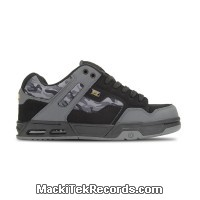 DVS Enduro Heir Black Charcoal Camo Nubuck