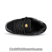 DVS Enduro Heir Black Charcoal Camo Nubuck