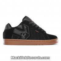 Etnies Metal Mulisha Fader 2 Black Gum