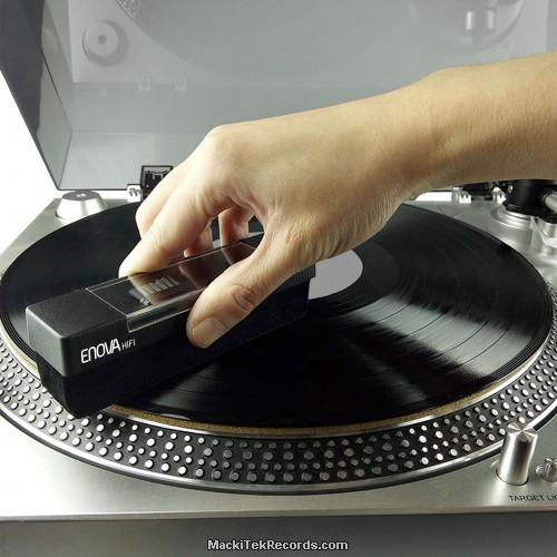 Brosse Velours Vinyle BVA10