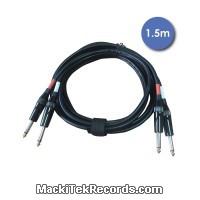 Audiocab 4025 (JACK JACK) 1.5M
