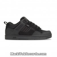 DVS Enduro 125 Black Charcoal Nubuck