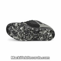 DVS Enduro 125 Black Char Camo Nubuck