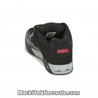 DVS Enduro Heir Charcoal Black Nubuck