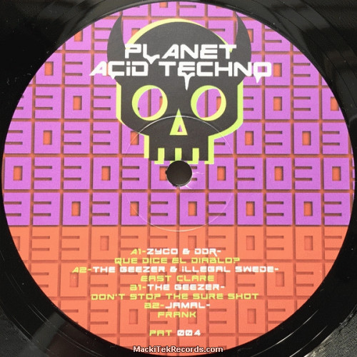 Planet Acid Techno 04