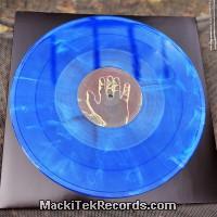 MackiTek Records 37 Blue Marbred LTD