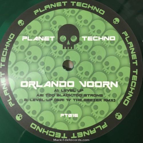 Planet Techno 16