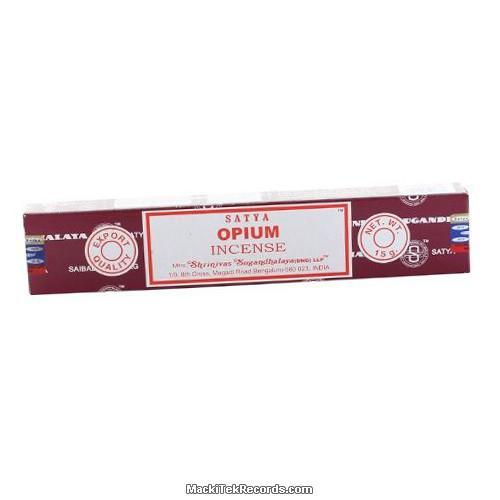 Encens Satya Opium 15gr