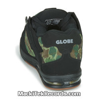 Globe Sabre Black Camo
