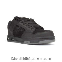 DVS Enduro Heir Black Black Leather