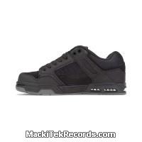 DVS Enduro Heir Black Black Leather