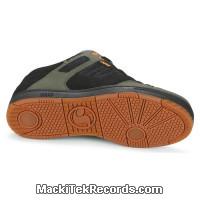 DVS Enduro 125 Black Olive Leather