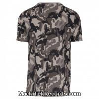 Tshirt Grey Camo Uni