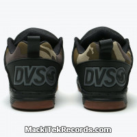 DVS Comanche Black Camo Nubuck