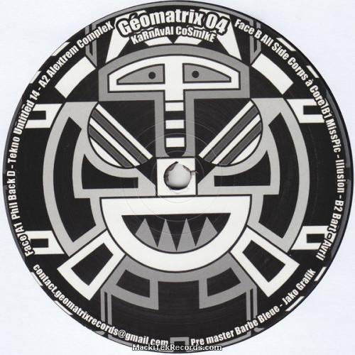 Geomatrix 04 RP