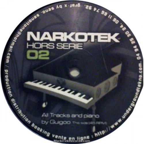 Narkotek HS 02